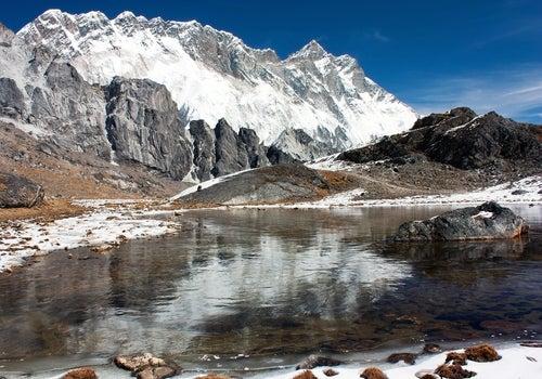 Vista del Lhotse