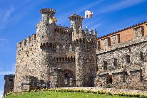 Castillo de Ponferrada