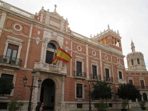 Palacio Arzobispal de Valencia