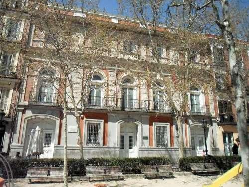 Chamberí en Madrid
