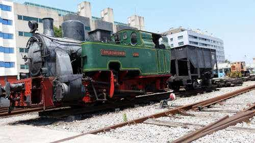 Museo del Ferrocarril de Gijón, viaje por la historia