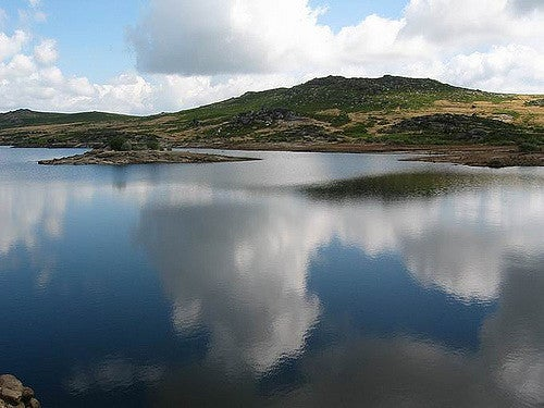 Parque Nacional de Montesinho en Portugal