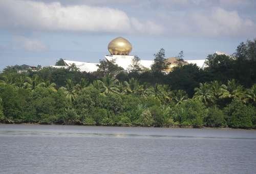 Istana Nurul Iman en Brunei