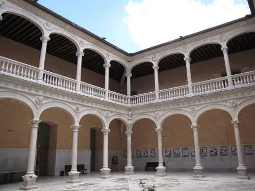 Palacio deDueñas en Medina del Campo