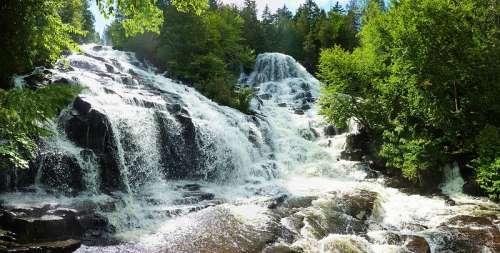 Parque nacional de La Maurice en Canadá
