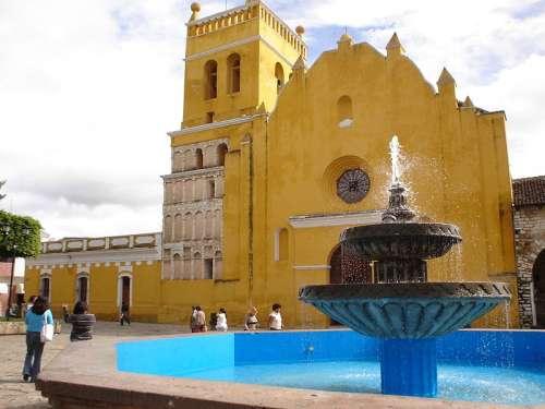 Comitán de Domínguez en Chiapas