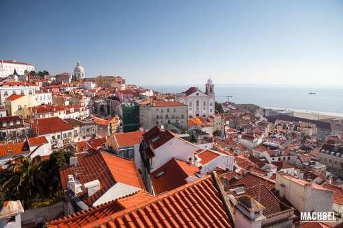 Mirador Portas de Sol de Lisboa