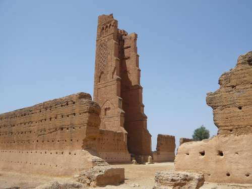 Tlemcen en Argelia