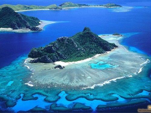 Monuriki en Islas Mamanuca