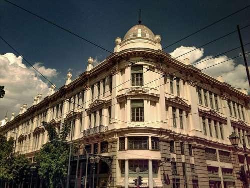 Edificio Arkaseiko en Atenas