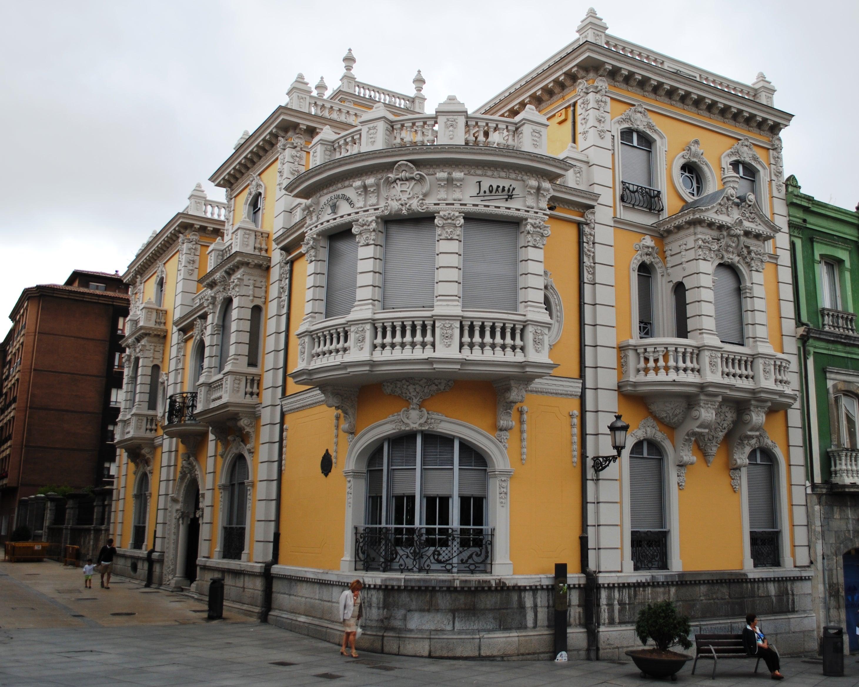 Palaciode Balsera en Avilés