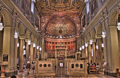 Basílica de San Clemente en Roma