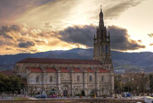 Basílica de Nuestra Señora de Begoña en Bilbao