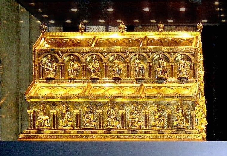 Reliquias de los Reyes Magos