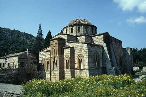 Monasterio de Dafne