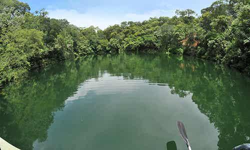 El misterioso Ojo de Mar en Paraguay