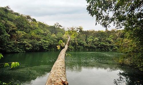 Ojo de Mar en Paraguay