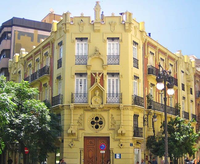 Calle Colón de Valencia