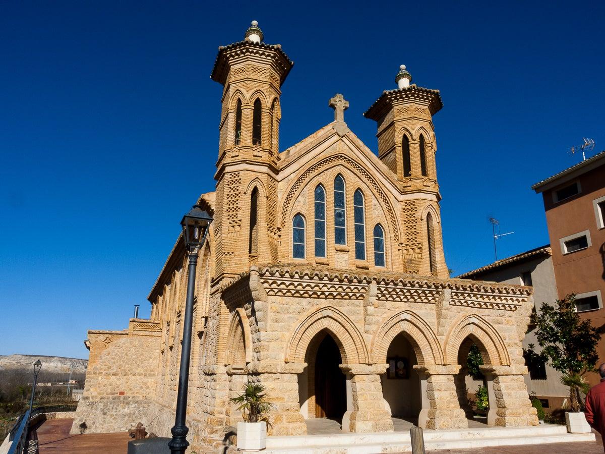 Iglesia de El Salvador en Teruel