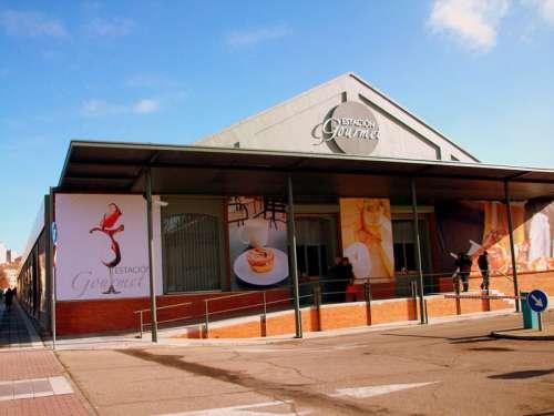 Estación Gourmet, un espacio gastronómico en Valladolid