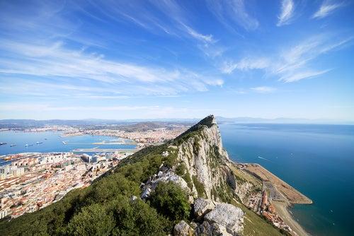 Vista desde Gibraltar