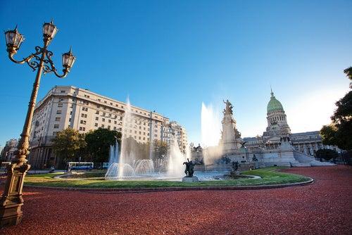 Buenos Aires en Argentina