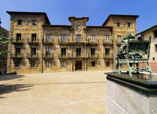 Palacio de Camposagrado en Avilés