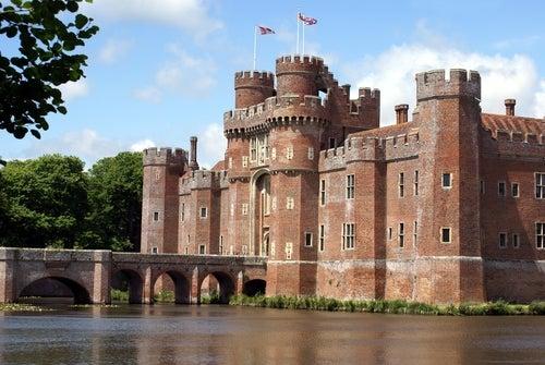 Castillos de Inglaterra, historia y naturaleza
