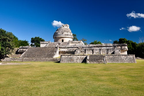 Observatorio Astronómico en Chichén Itzá