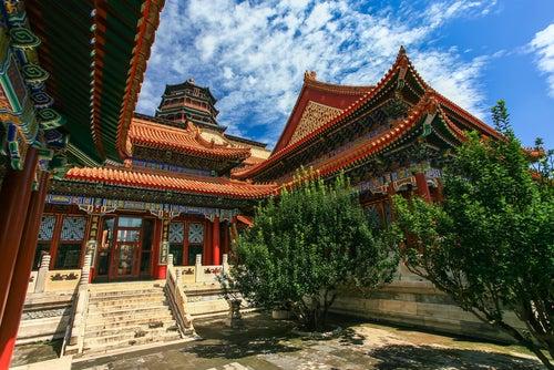 Palacio de Verano en Pekín