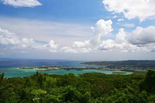 Bahía Montego en Jamaica