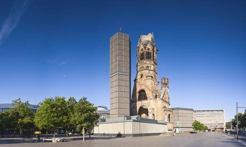Iglesia del Kaiser en Berlín