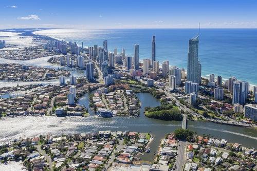 Canales en Gold Coast