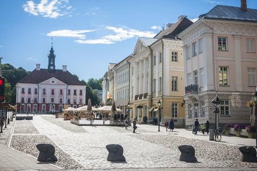 Tartu, una impresionante ciudad universitaria