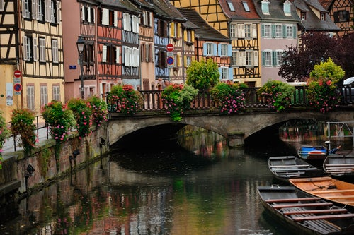 Canal en Colmar