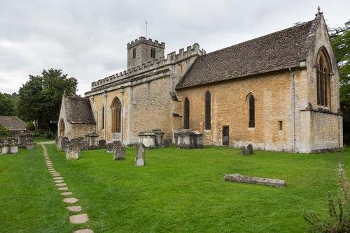 Iglesia de Bibury