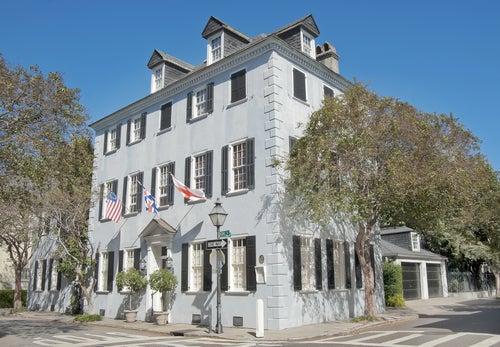 Calle King en Charleston