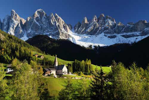 20 razones para viajar a los Alpes