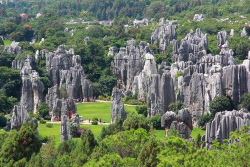 Bosque de Piedra de Shilin