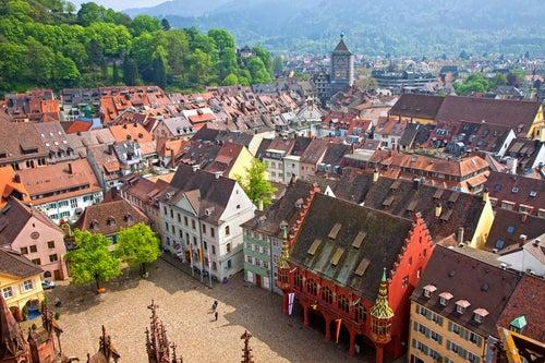 Freiburg en Alemania
