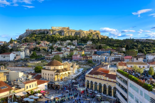 Descubre los rincones desconocidos de Atenas