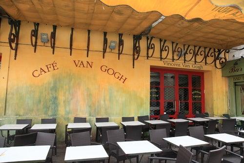 Café Van Gogh en Arlés