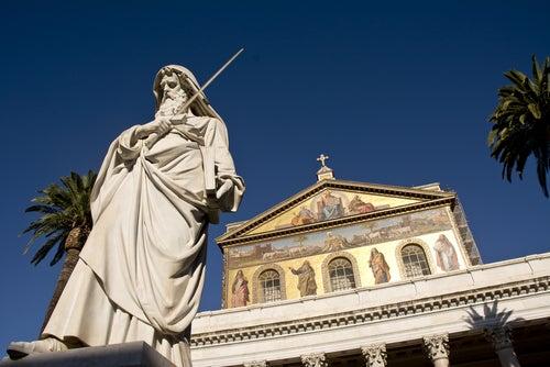 Basílica de San Pablo en Roma