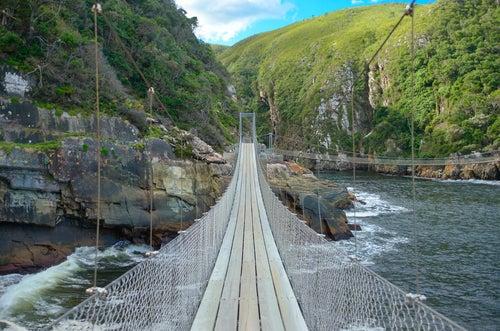 Tsitsikamma National Park en Garden Route