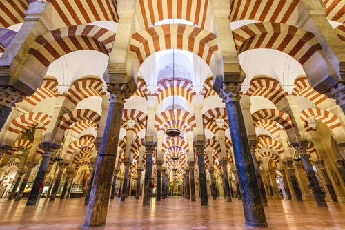 La Mezquita-Catedral de Córdoba, hermosa y singular