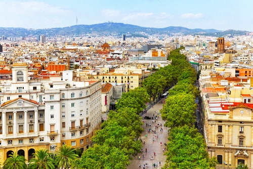 Las 7 calles de Barcelona más bonitas
