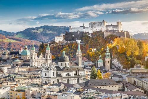 Salzburgo: la ciudad de Mozart