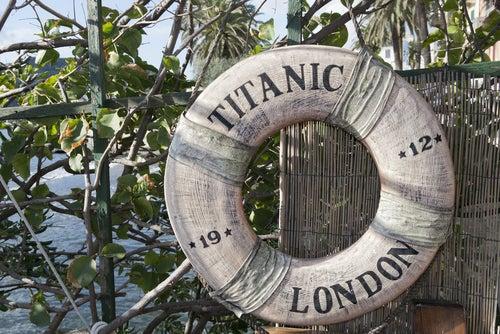 Salvavidas del Titanic
