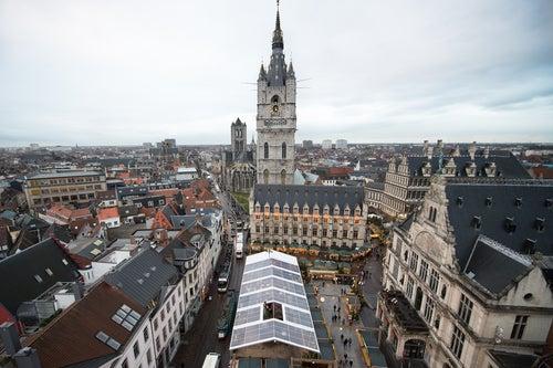 Torre Belfort en Gante