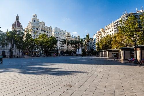 Las 6 calles de Valencia más bonitas